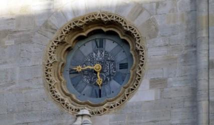 Uhr, Stephansdom, Wien