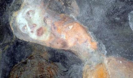 Wandmalerei II, Stephansdom, Wien