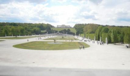 Park, Schloss Schönbrunn, Wien