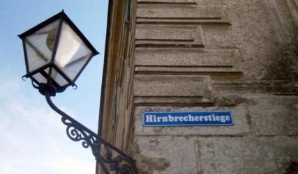 Hirnbrecherstiege, Kahlenbergerdorf, Wien