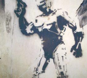Robocop (Stencil)