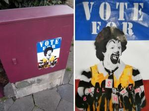 Vote for Bullshit (Plakat)