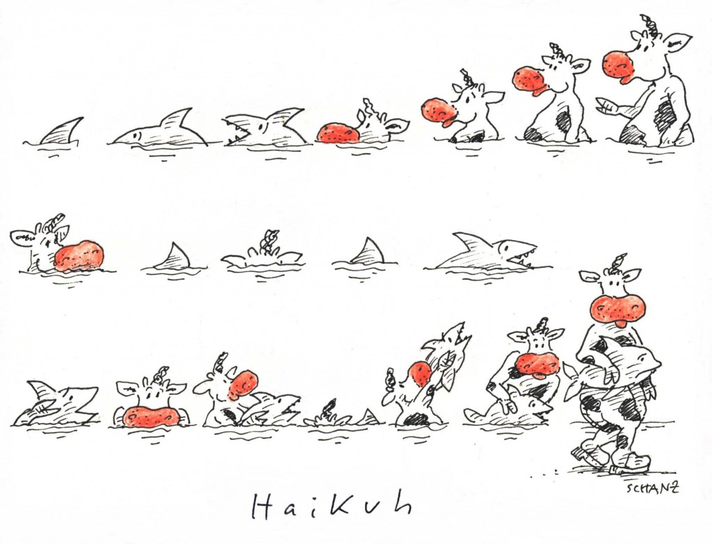 Haikuh (Cartoon)