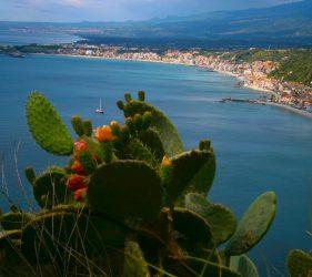 Bucht von Taormina
