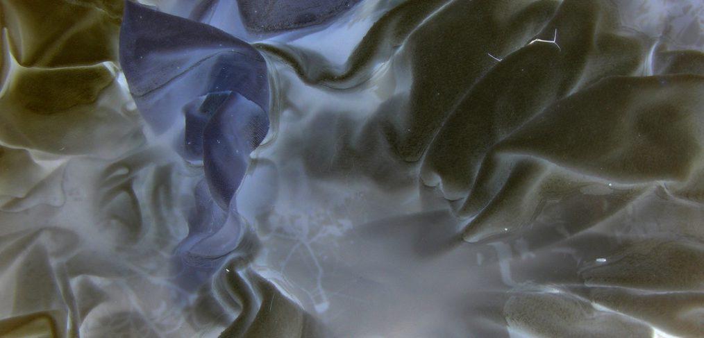 wet textile texture