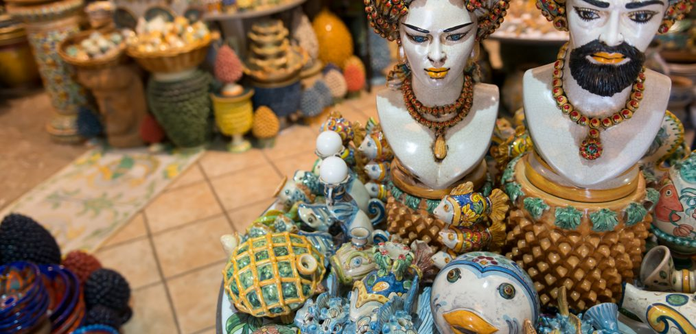 Typical Ceramics Taormina