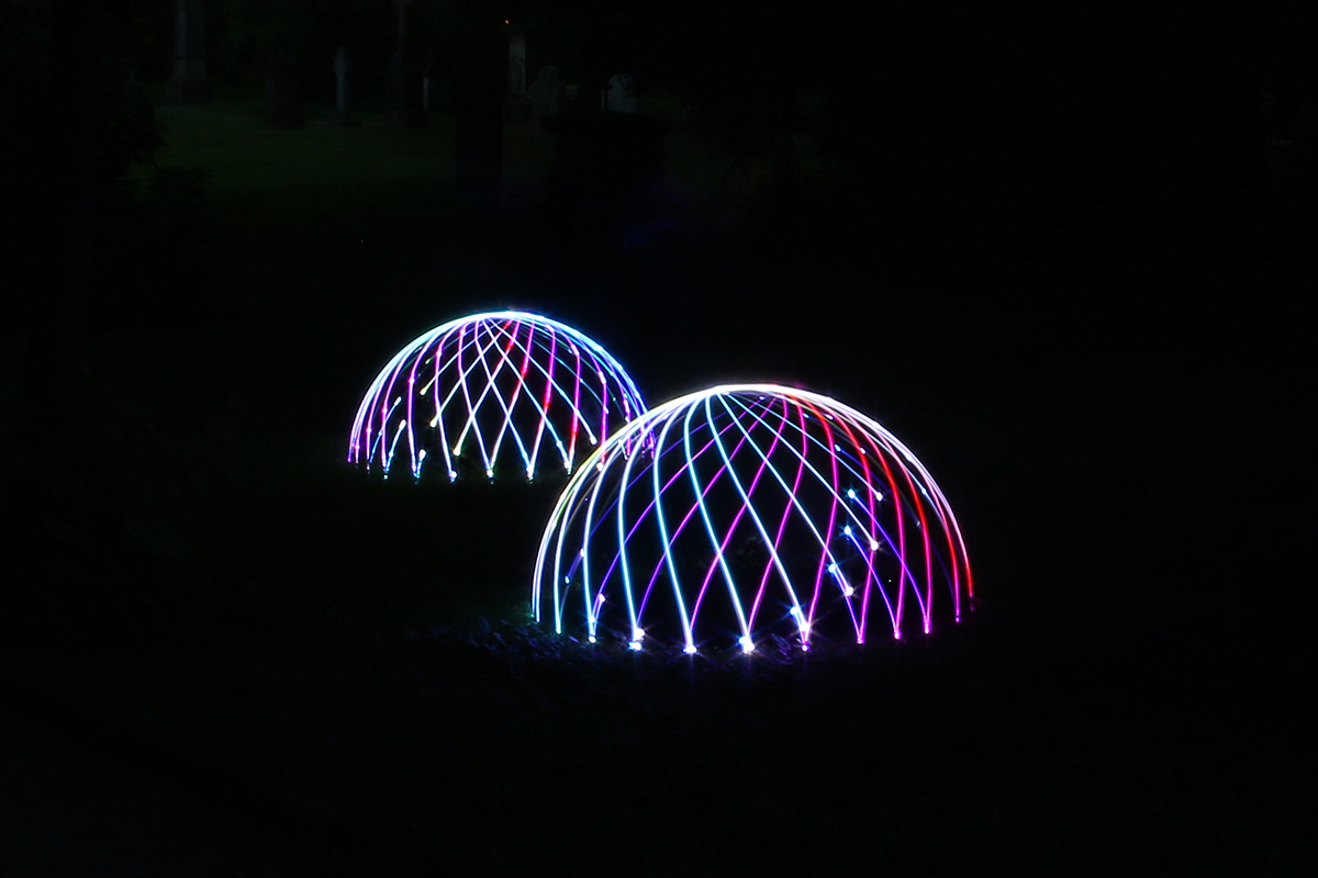 My first Domes