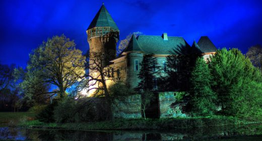 Krefeld - Burg Linn 13