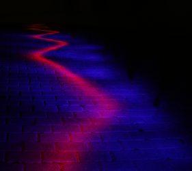 Pathway in the Dark