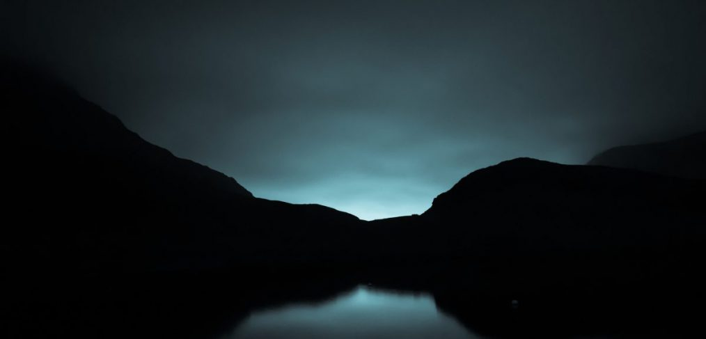 Cold, Still, and Very Dark