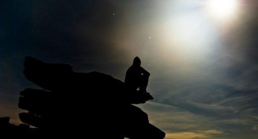 Contemplation - Dartmoor, Devon