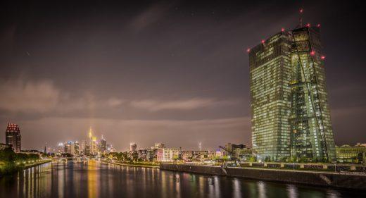 Frankfurt Skyline EZB 2